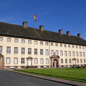 Hotel Restaurant Hessischer Hof Bad Karlshafen Schloss Corvey