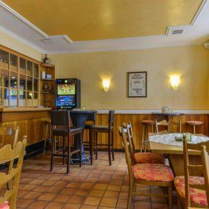 Restaurant Hessischer Hof Bad Karlshafen - Sitzecke