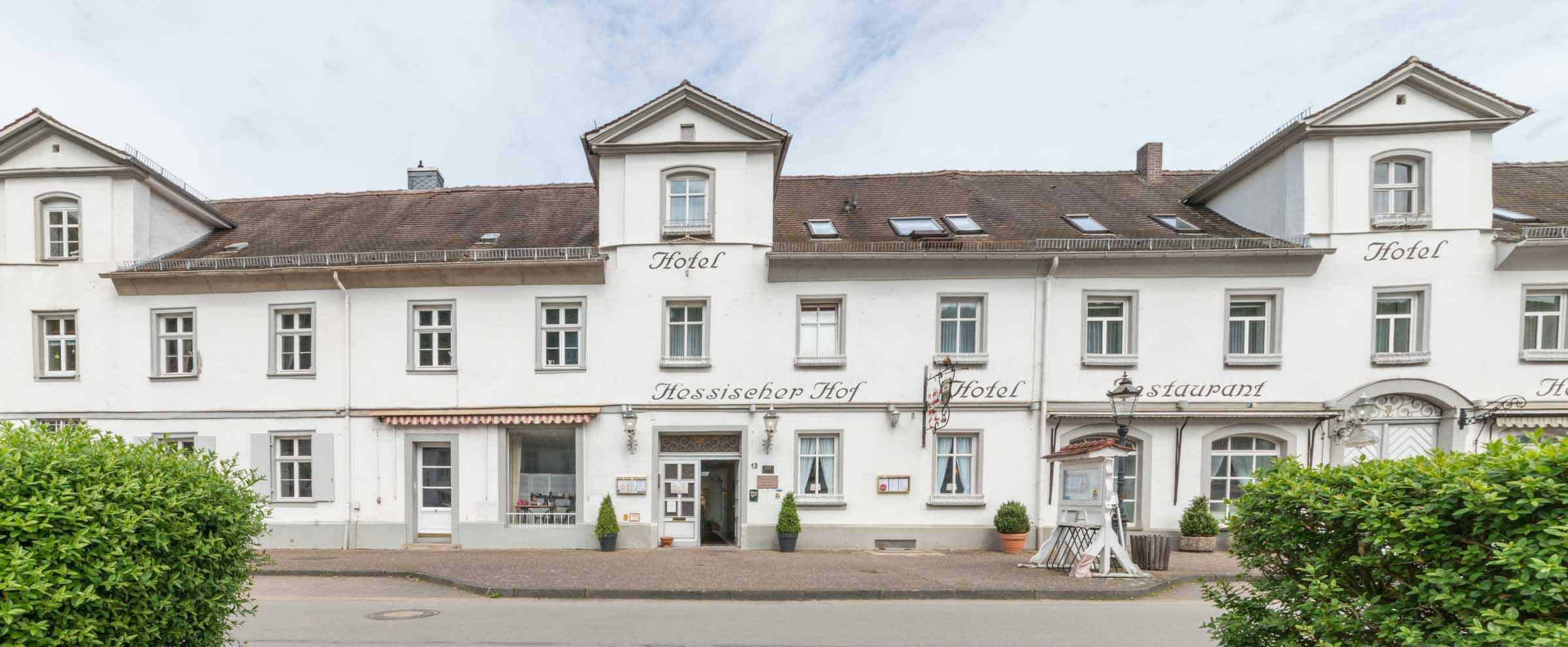 Hessischer Hof Bad Karlshafen EN