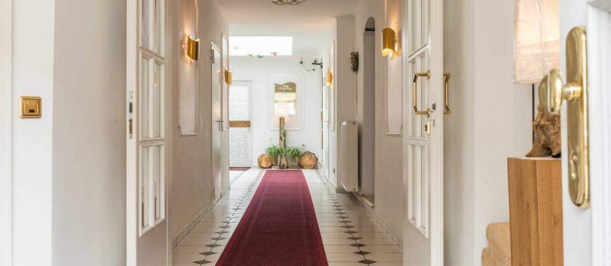 Hotel Restaurant Hessischer Hof Bad Karlshafen - Flur